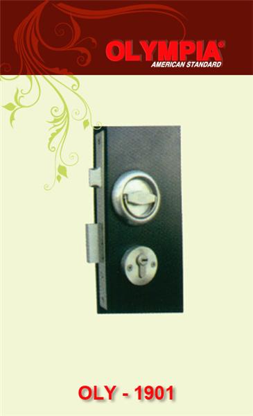 khóa cổng