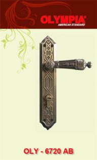 khóa cửa tay gạt