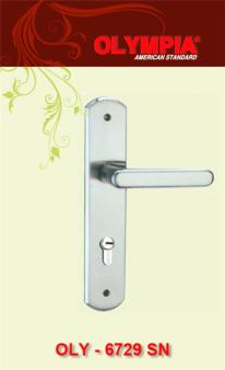khóa cửa tay gạt INOX