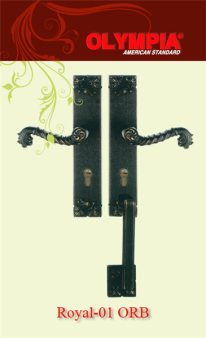 khóa cửa đại sảnh